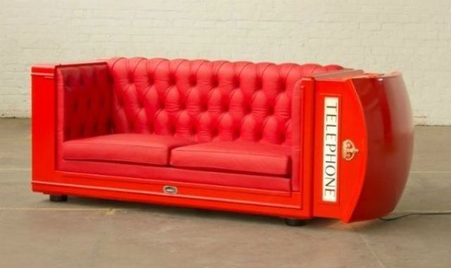 Awesome Crazy Furniture | Crazy Furniture Ideas Made From Old Garbage (26 Pics)    Izifunny