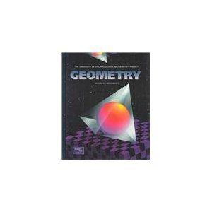 Geometry (University of Chicago School Mathematics Project