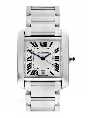 Vintage Watches Cartier Tank (c. 2000s)