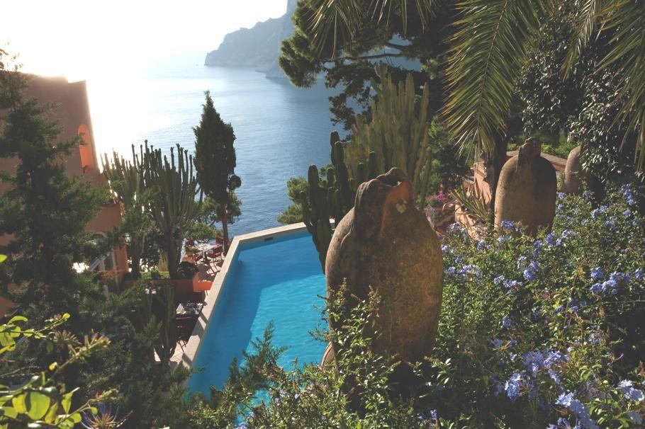 Punta Tragara, Capri, Italy