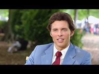Anchorman 2: The Legend Continues: James Marsden Interview --  -- http://wtch.it/6ux6u