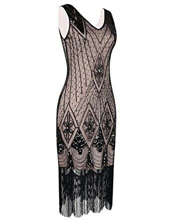 Amazon kleider 1920
