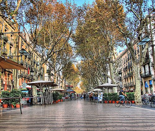 Image result for la rambla barcelona