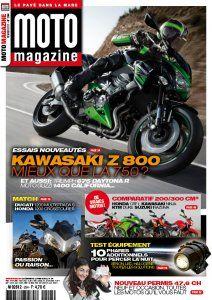 Moto Magazine N 294 Février 2013 Rafe Moto Guzzi Moto Motos
