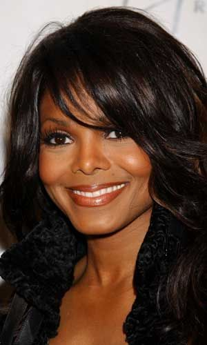 Janet Jackson Quotes And Sound Clips Hark Janet Jackson Children Janet Jackson Hair Styles