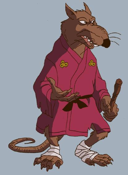 Master Splinter (1987)