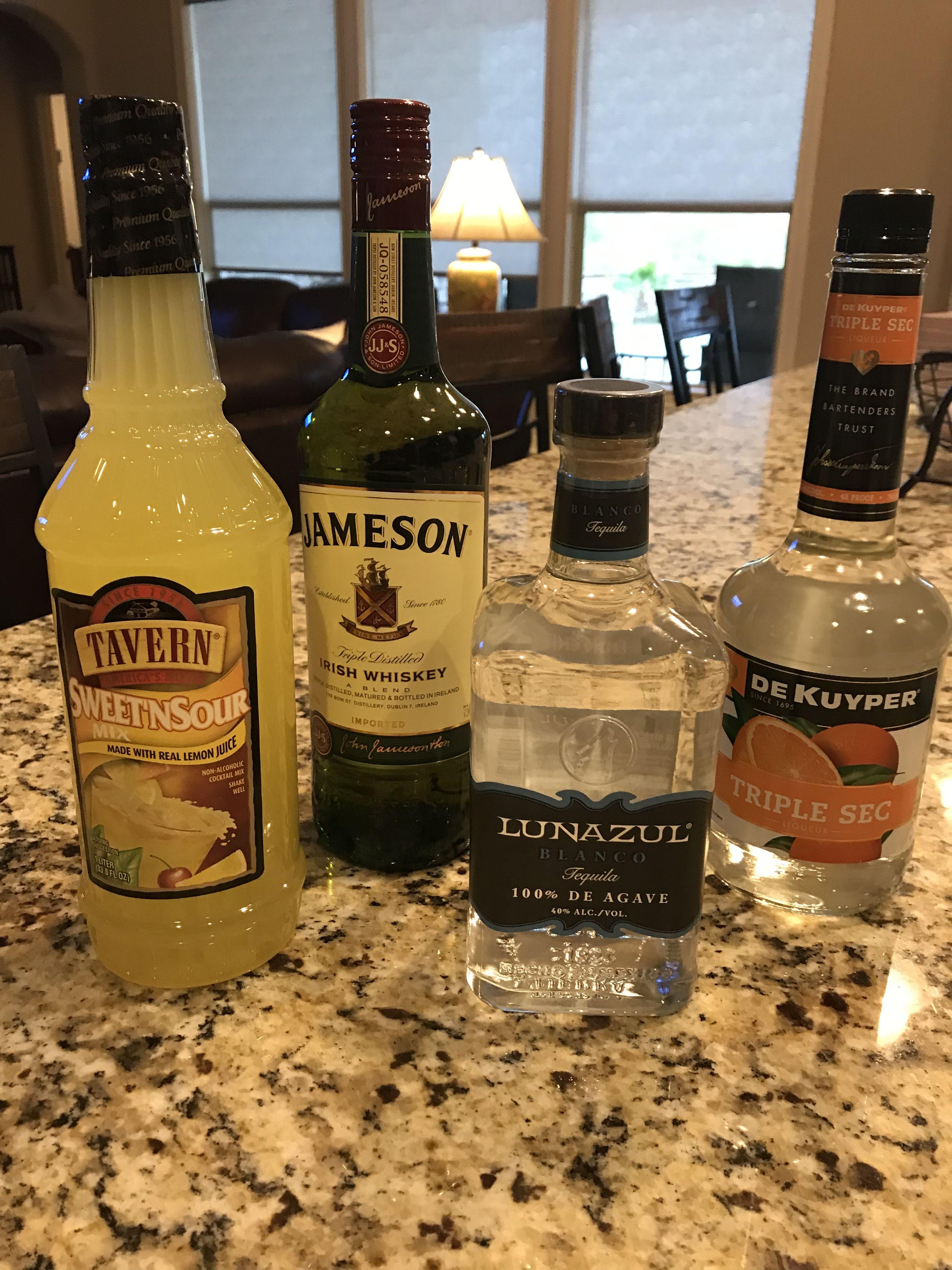 Jameson Margarita Chili S The Luck Jameson Copycat Irish Drinks Jameson Irish Whiskey
