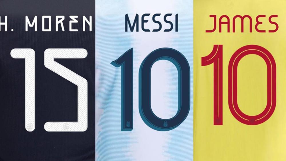 Unique For Every Team Association Logo Fonts Adidas
