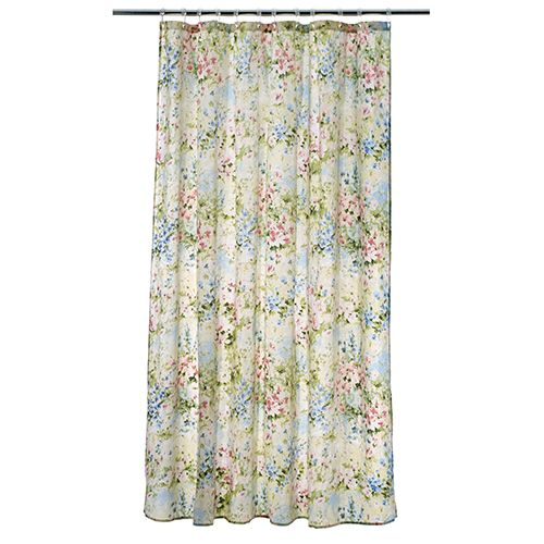 Plisse Shower Curtain With Liner Curtains Curtain Sets Decor
