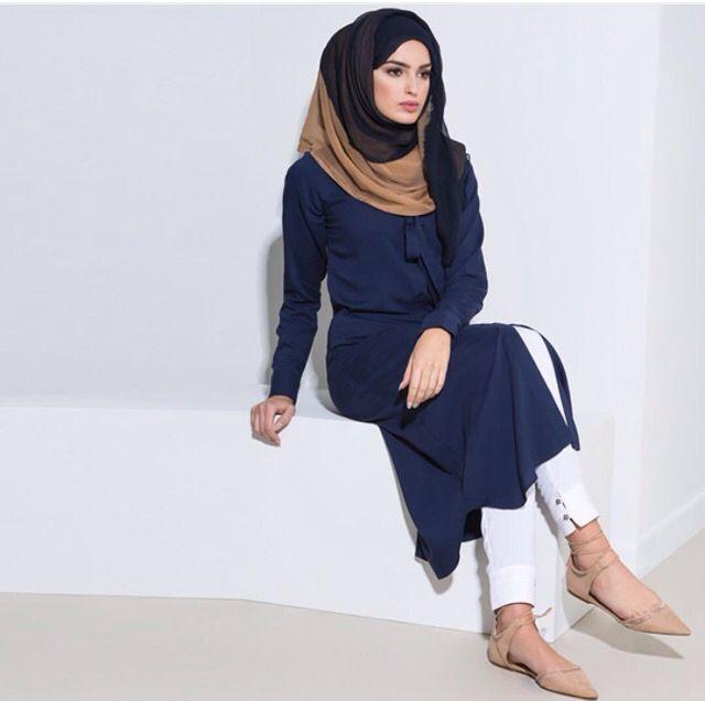 Smart Wear Hijab Muslim Fashion Pinterest Hijab Fashion Abaya