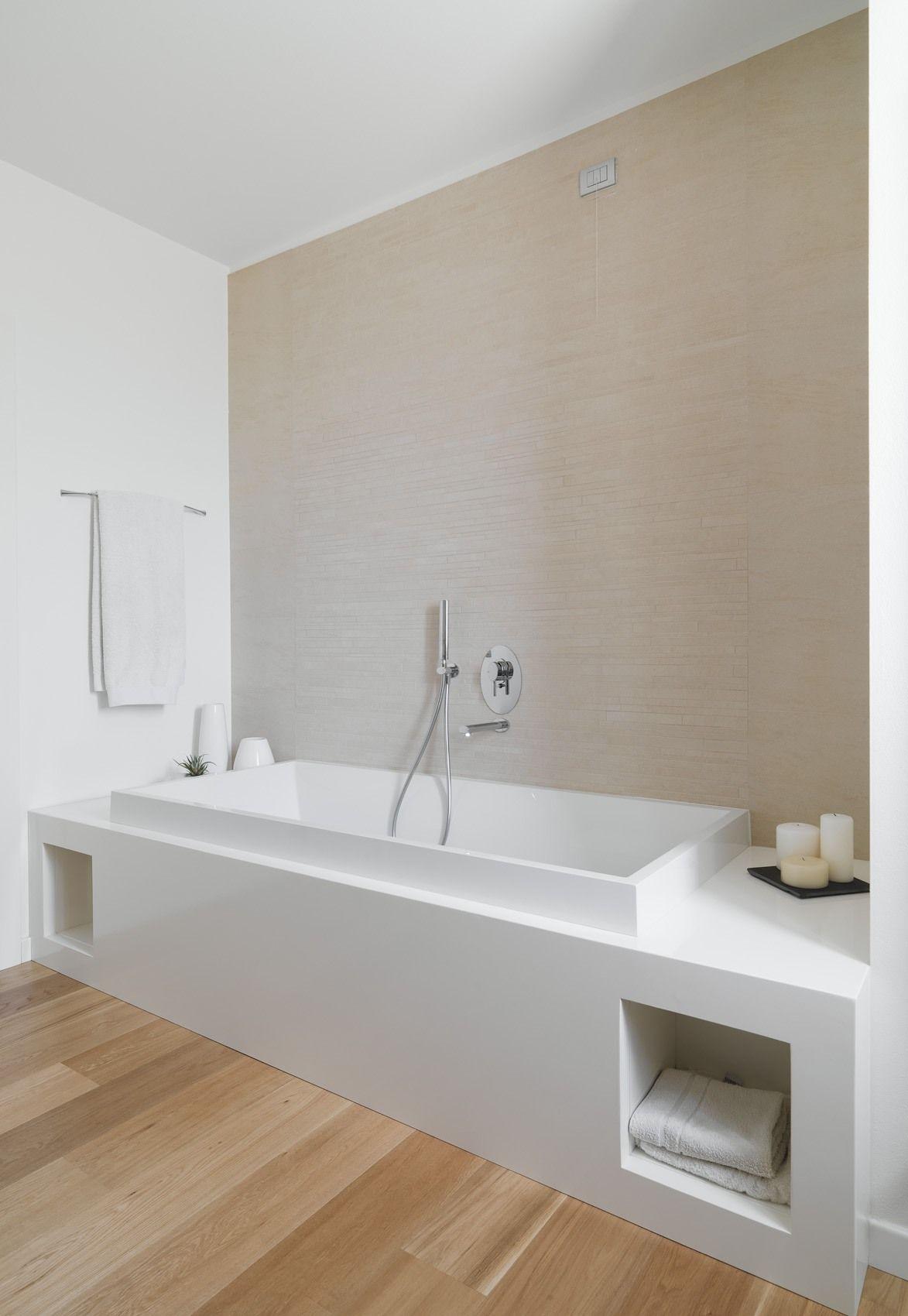 Am house by sanson architetti bathroom pinterest badezimmer badewanne badezimmer design - Maison am sanson architetti ...