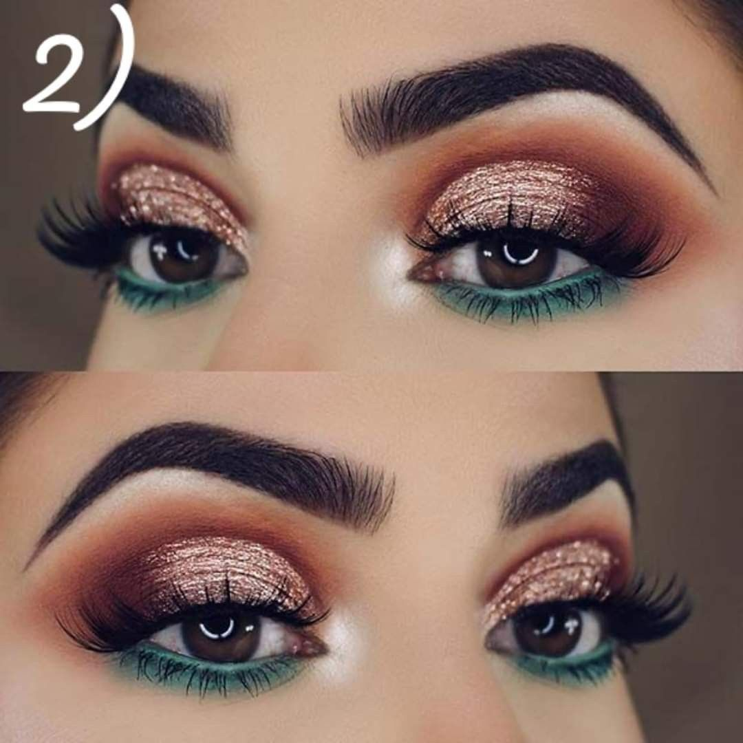 Pin by Jessica Tucker on ᏦiᎦᎦ ️ | Turquoise eye makeup ...