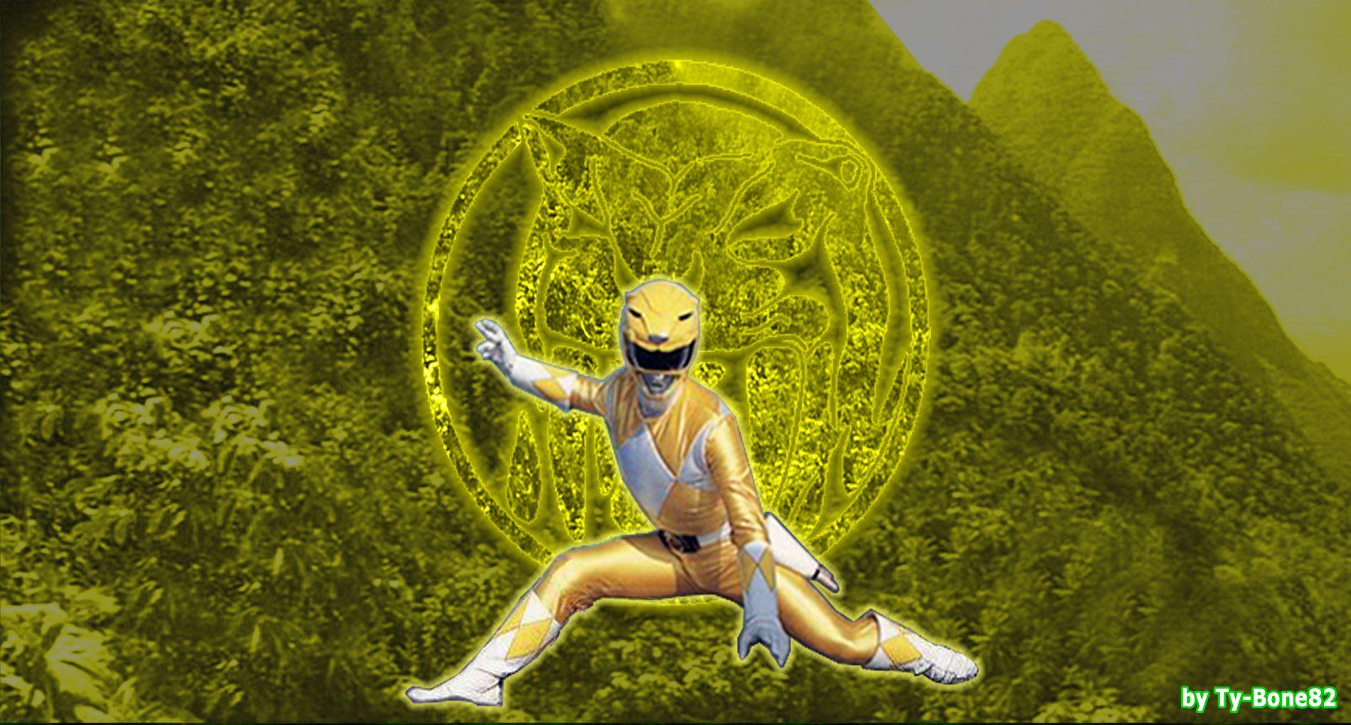 Trini Yellow Ranger | Might Morphin Power Rangers | Pinterest ...