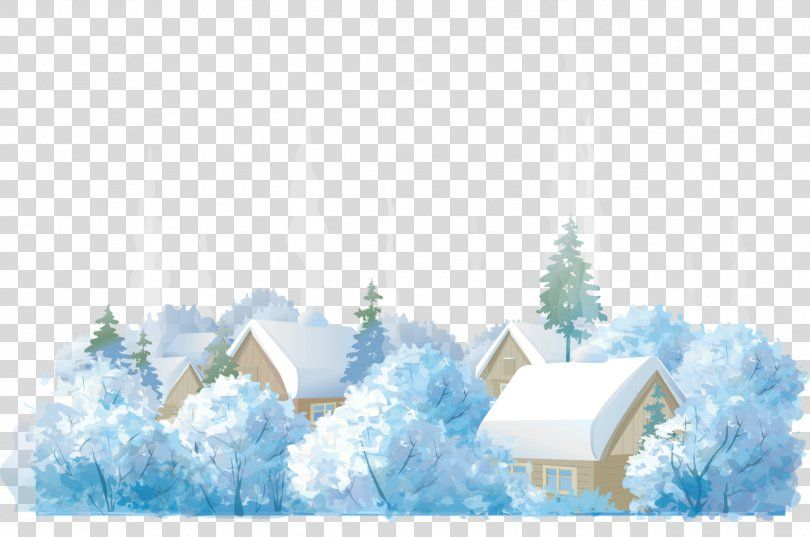 Winter Daxue Image Snow Winter Png Winter Blue Building Christmas Christmas Day Art Drawings Simple Winter Png