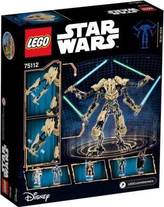 Général Et Wars CastelloJeux Grievous LegoStar Jouets 8OkPXn0w