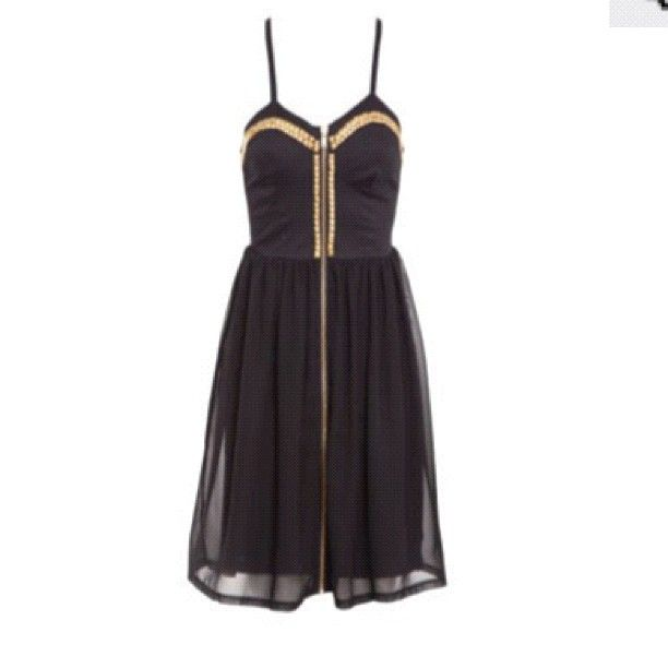 black dress<3