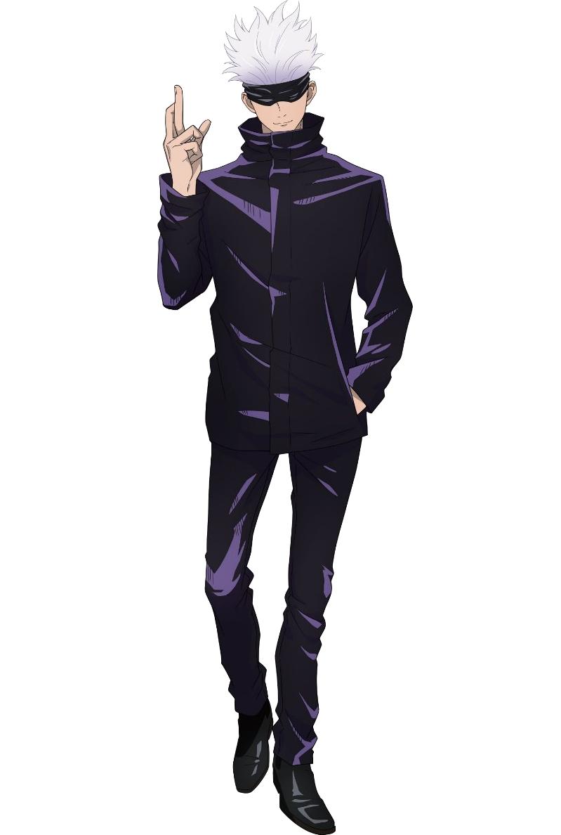 Satoru Gojo Jujutsu Kaisen Wiki Fandom Jujutsu Anime Guys Anime Characters