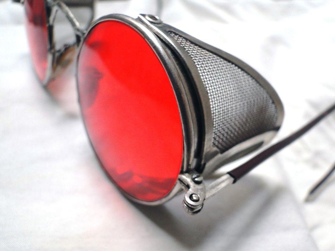 c2c23c1bbe6d Matsuda Vintage Steampunk Sunglasses 1930