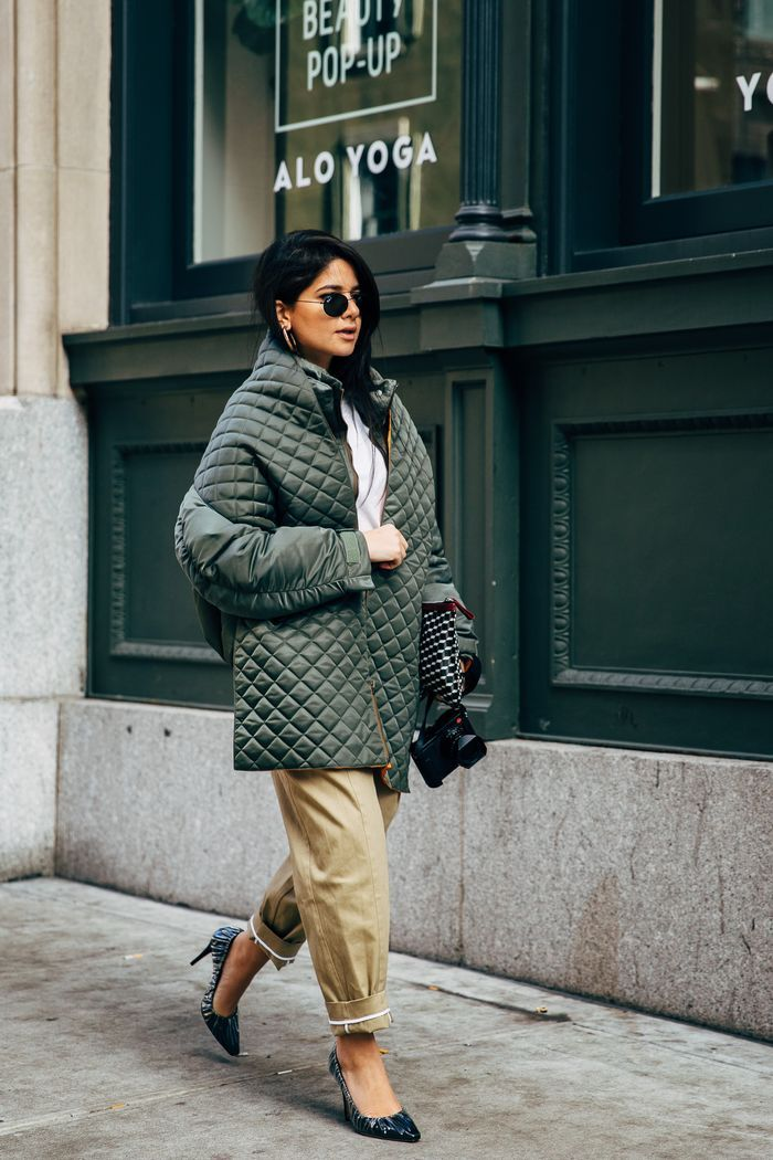 The Easiest Way to Look Chic this Winter (While St