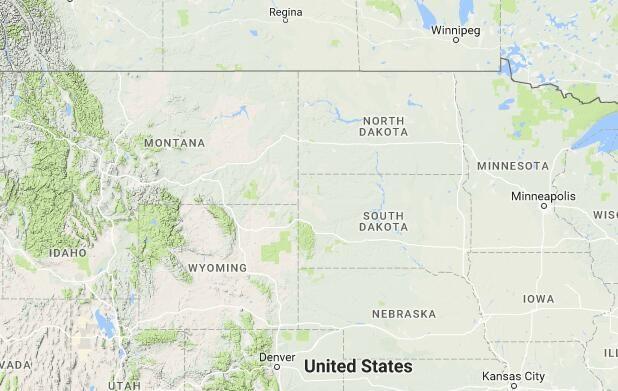 Badlands Nebraska Map.See The Badlands Mount Rushmore Deadwood Devils Tower And More