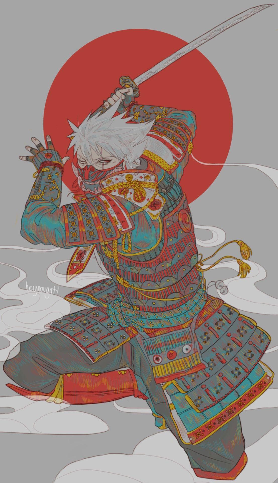 Pin By David Young On Naruto Samurai Artwork Naruto Art Concept Art Characters