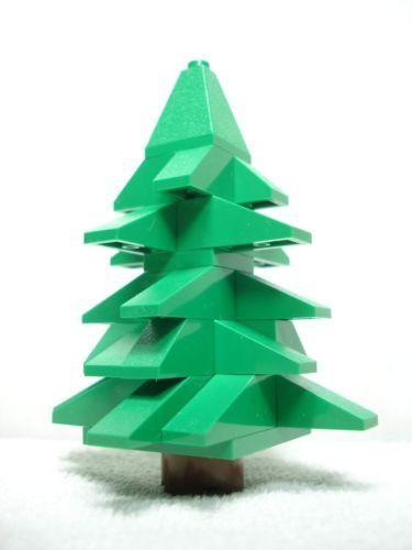Lego 10069 Holiday Christmas Tree Spruce Tree Winstructions Lego