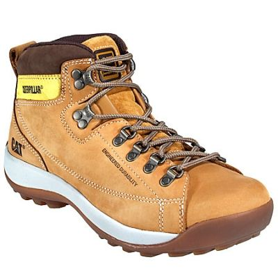 c1aa2e969ed CAT Caterpillar Boots Men's Honey Alaska Rugged Hiking Boots 71429 ...