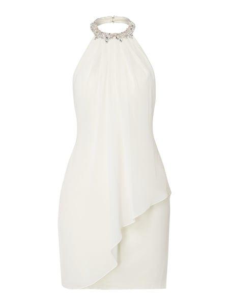 LAONA Cocktailkleid in Wickeloptik in Weiß online kaufen (9623098 ...
