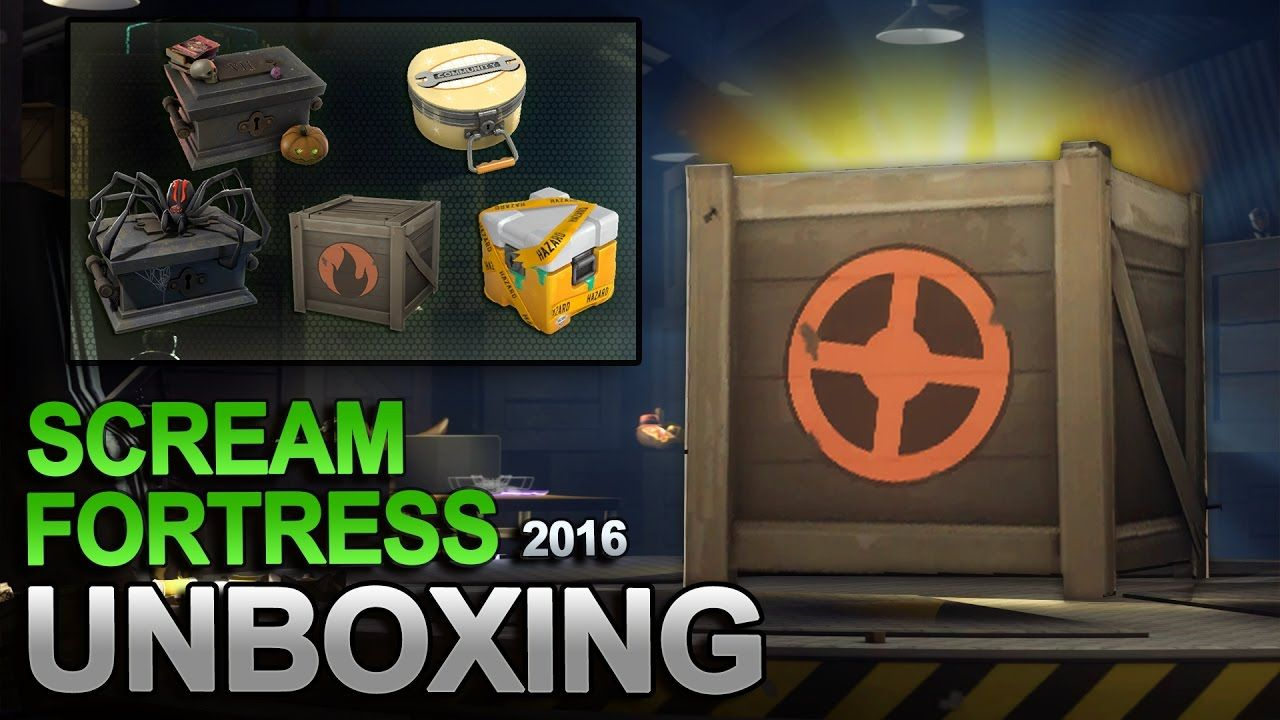 TF2] The Double or Nothing: Halloween Unboxing! #games ...