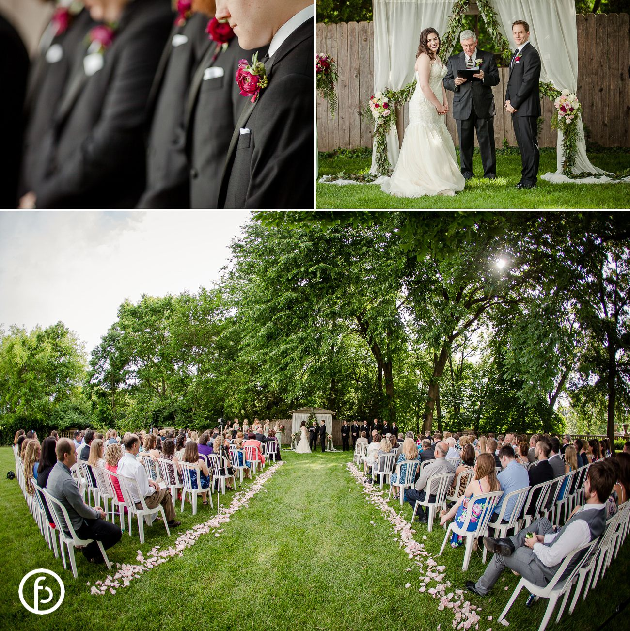 Longview Mansion Wedding | freelandphotography.com