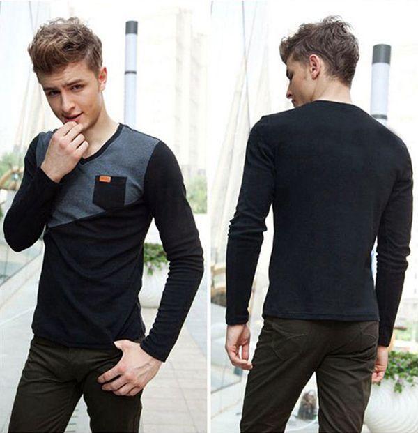Men S Health Singapore: Men's Long-sleeve Top #fashion #style