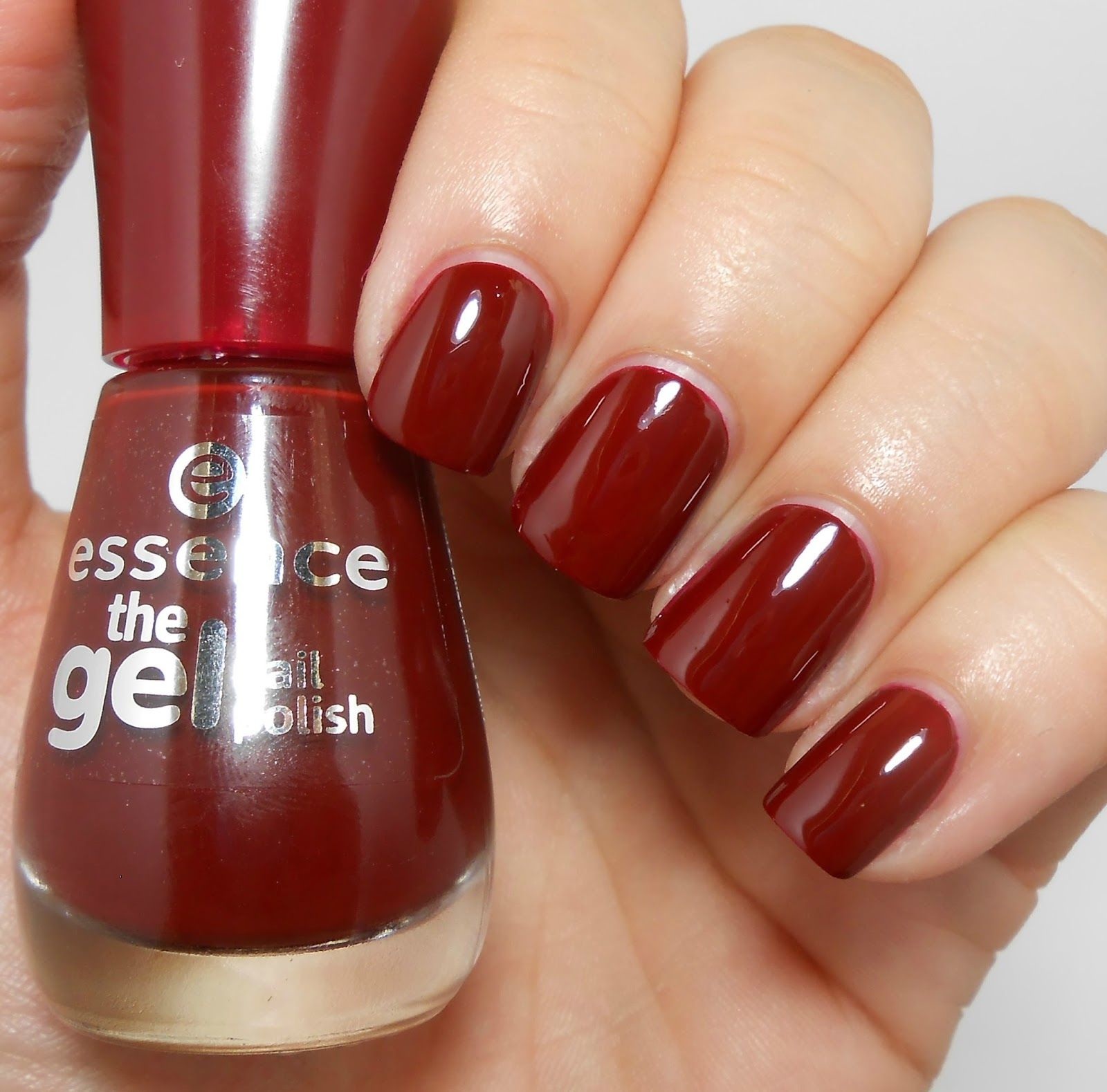 Gel Nail Polishes: Essence - The Gel - 014 - Do You Speak Love?