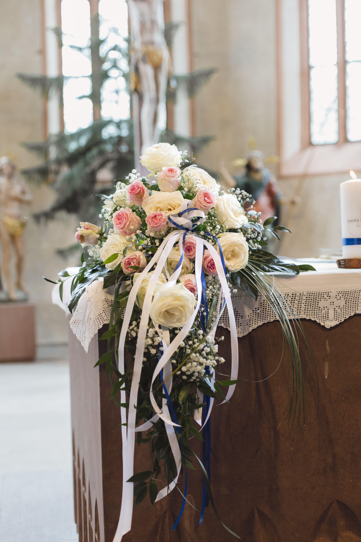 Altarschmuck Blumengesteck Hochzeitsdekoration Kirchenschmuck Kirchenschmuck Hochzeit Dekoration Hochzeit Kirchenschmuck
