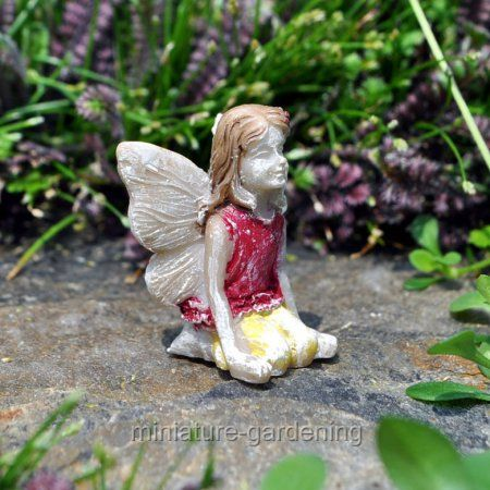 Wholesale Fairy Gardens Miniature Fairy Garden Fairy Itty Bitty Belle