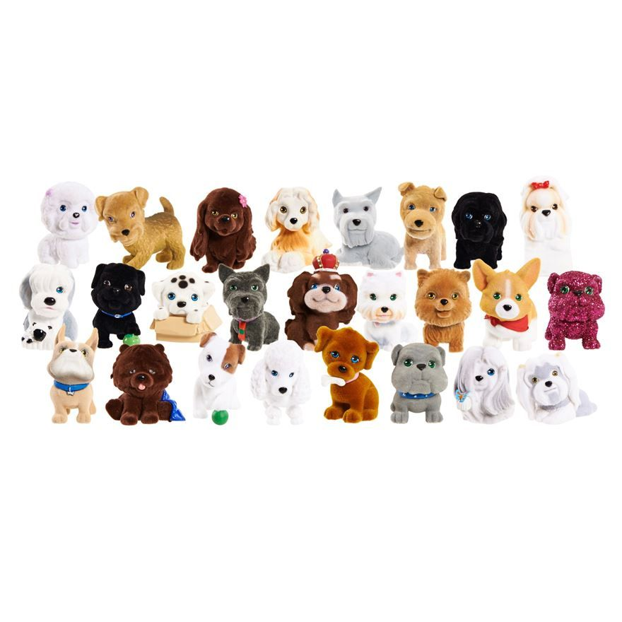 Puppy In My Pocket Blind Packs Series 1 Assortment My Pocket