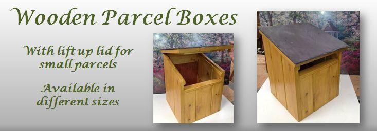Wooden Post Box Post Box For House Parcel Box Drop Box Ideas