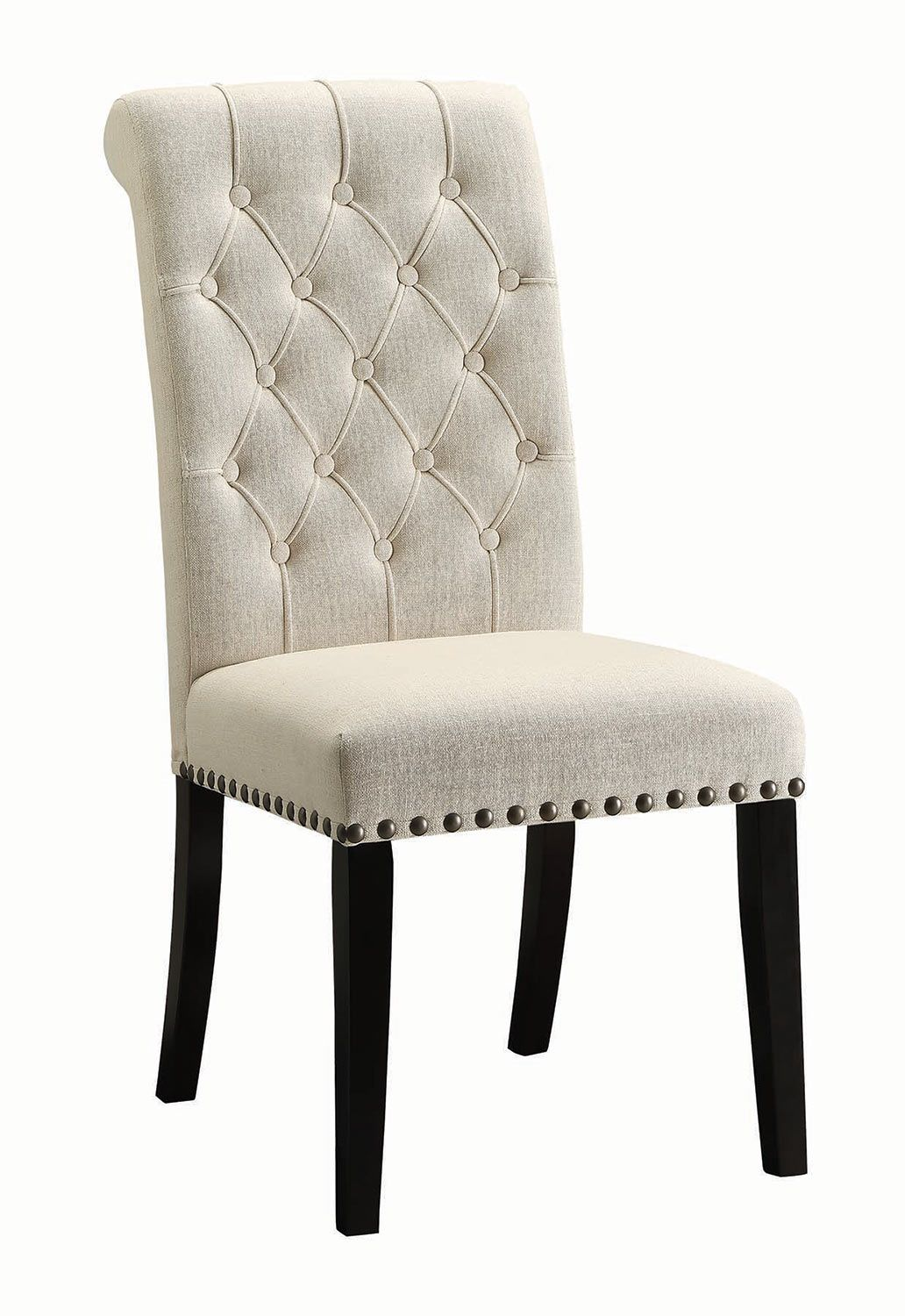 fabric dining chairs on coaster parkins parson side chair rustic espresso fabric dining chairs upholstered dining chairs cream upholstered dining chairs pinterest