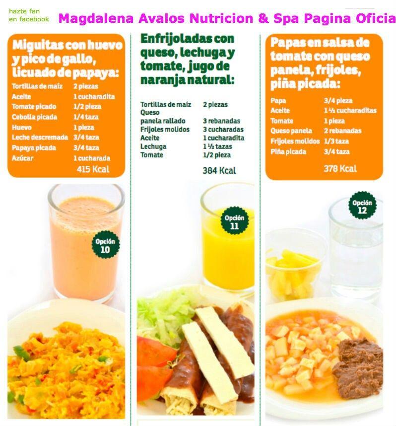 Desayunos desayunos primaria pinterest desayuno for Desayunos sin cocinar