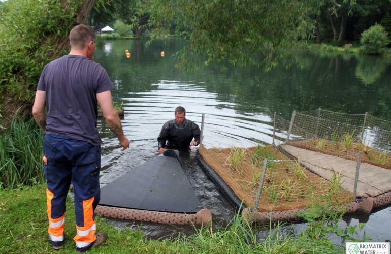 Biomatrix Floating Islands Improve Water Quality And 400 x 300