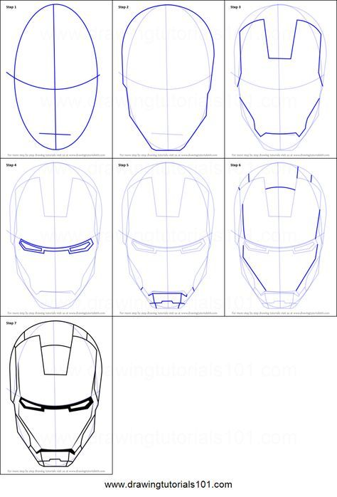 Pin By Esteban Guerrico Quendolo On Iron Man Iron Man Drawing Iron Man Drawing Easy Iron Man Art