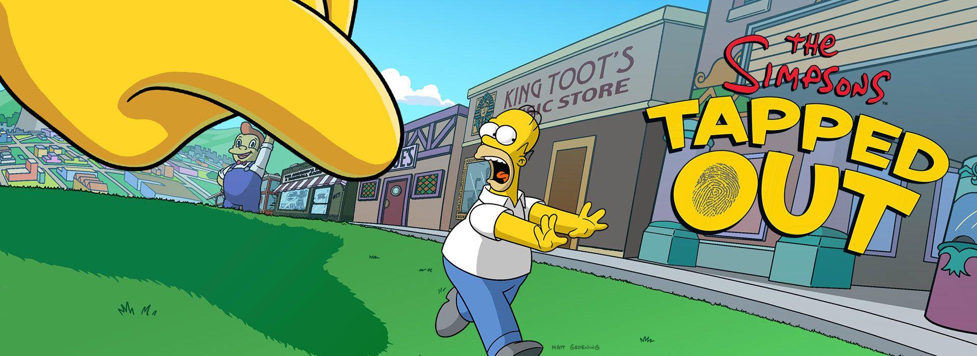 Jetzt Spielen Simpsons