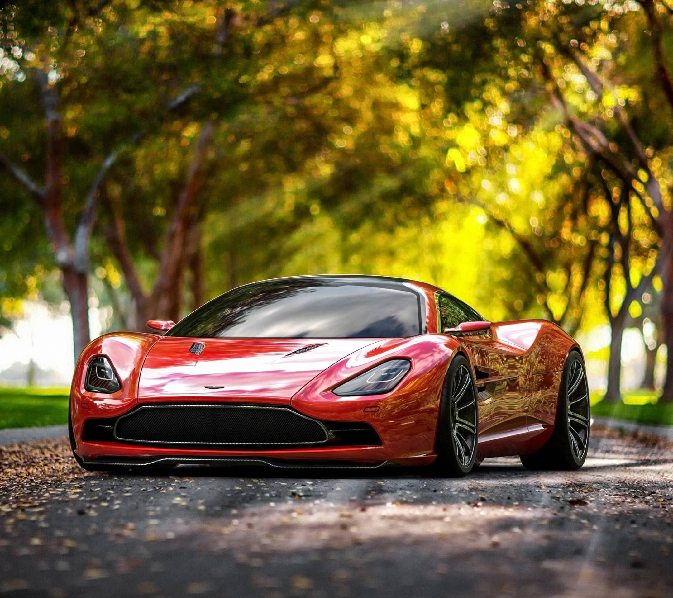 Aston Martin Concept: Aston Martin Dbc 7[2160x1920]
