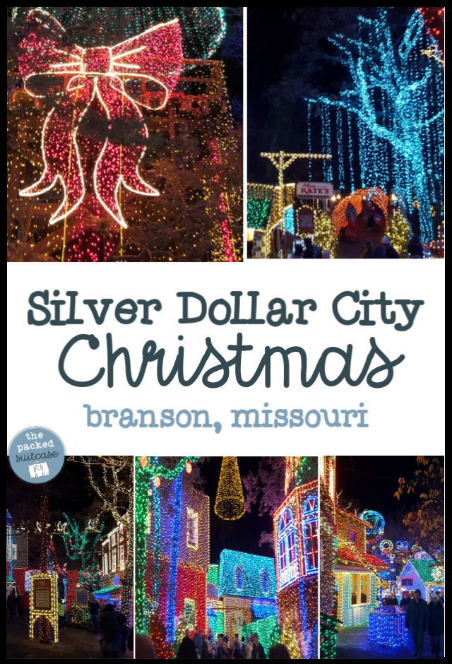 Branson Missouri Christmas 2019.You May Never See So Many Lights In Your Life Than At Silver