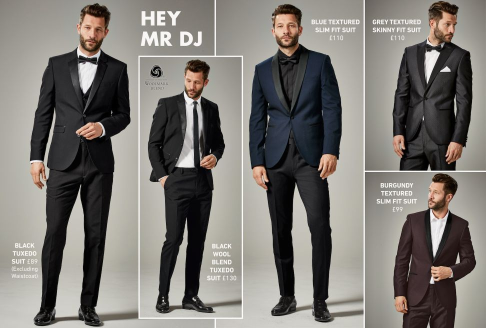 DJ's & Occasion Suits | Tailoring & Suits | Mens Clothing | Next ...