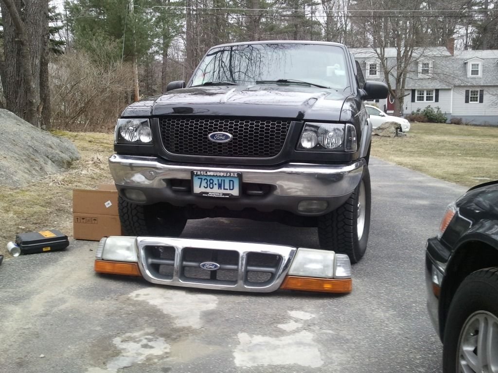 Headlight Mod Alternative Page 2 Ranger Forums The Ultimate Ford Resource