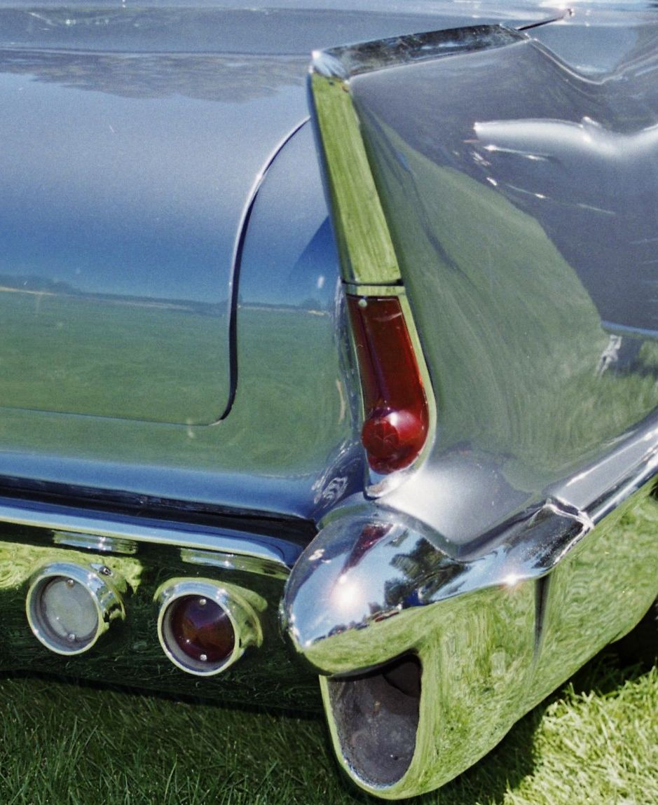 1957 Cadillac Eldorado Brougham. Photography by David E. Nelson