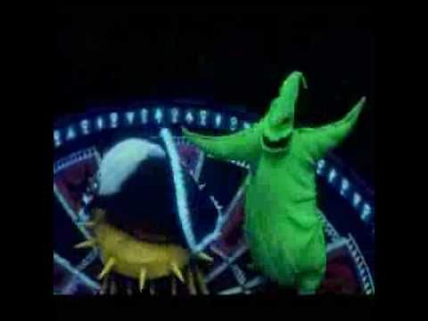 Canción De Oogie Boogie Movie Scenes Nightmare Before Christmas Oogie Boogie