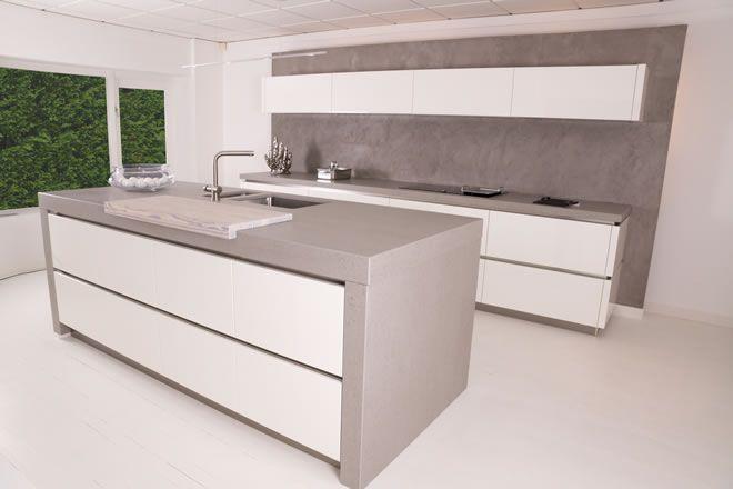 encimera cocina hormigon - Buscar con Google | cocinas | Pinterest ...