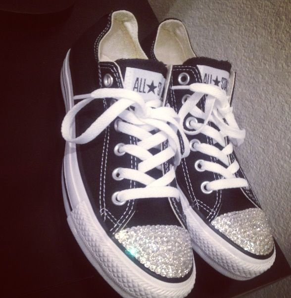 Bling Dc Shoes Womens