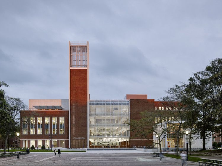 Salisbury University Patricia R Guerrieri Academic Commons Sasaki Salisbury University Public Architecture Contemporary Architecture Design